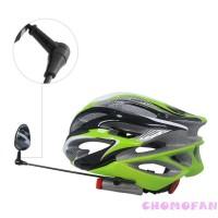 � � Kaca Spion Datar Rotasi 360 Derajat Untuk Helm Sepeda