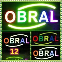 Papan Tulisan Lampu Led / LED Light Neon / Open Obral Toko Iklan o12