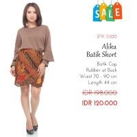 Celana Rok Batik SALE - Alika Batik Skort