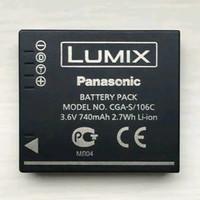 Baterai Panasonic CGA S106C