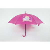Payung Anak Karakter Kartun 2 Sisi Barbie/ Winx Club - ART15-1