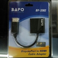 Kabel DisplayPort To HDMI BAFO Bf-3382