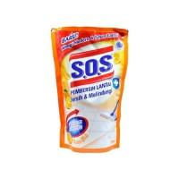 SOS FLOOR CL ORANGE SPLASH RFL 750ML
