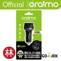 Oraimo OCC-21D Highway Compact Car Charger
