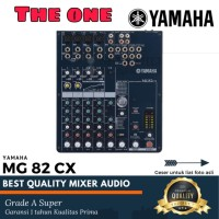 Harga Mixer Yamaha 8 Channel Katalog.or.id