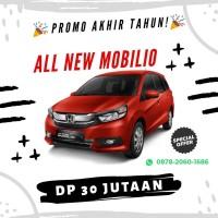 Honda New Mobilio E CVT 2019 (DP Ringan)