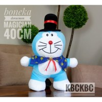 Boneka Doraemon Magician SNI