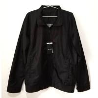 Jaket Waterproof Anti Air Merk Edition Jaket Hitam Semi Formal