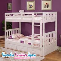 tempat tidur anak tingkat duco