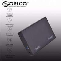 "Harddisk Enclosure Orico 3588US3 - Casing Harddisk 3,5"" Sata 3.0 Orico"