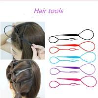 Hair Loop Styling Tool - aksesoris rambut - hair styling - ARHT-01 thumbnail