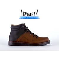 Sepatu Boots Pria Leviathan Jigsaw