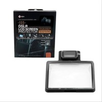 GGS LCD PROTECTOR DSRL 60D D5000 D3000 D800 D7000 11OOD 550D D90 D3100
