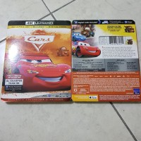 Cars 4k uhd bluray