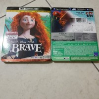 Brave 4k uhd bluray