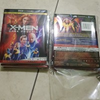 X-MEN Dark Phoenix 4k uhd bluray