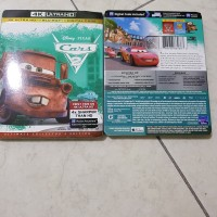 Cars 2 4k uhd bluray