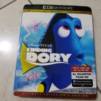 Finding Dory 4k uhd bluray