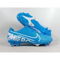 Sepatu Bola Vapor 13 Academy Blue Hero / White FG Replika Impor