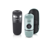 (Paket) Nanopresso Arctic Blue (with case) + Barista Kit