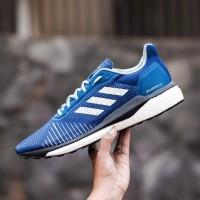 ADIDAS SOLARDRIVE BLUE WHITE