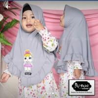 jilbab anak remple LOL LED bisa NYALA