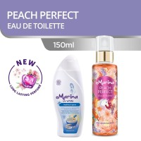 Marina Eau De Toilette Peach Perfect - 150 ML