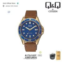 Q&Q QnQ QQ Original Jam Tangan Pria Analog Diver Series - A172 A172J