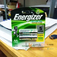 ENERGIZER BATTERY RECHARGE POWER PLUS AA (2 PACK) 2000mAh