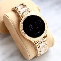 jam tangan wanita fs1125 touch screen layar sentuh