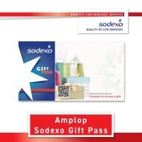 Amplop Sodexo Gift Pass