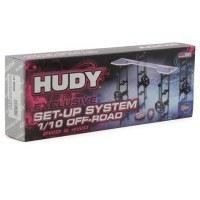 Hudy Universal Exclusive Set-Up System (1/10 Off-Road) HUD108905