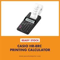 Printing Calculator Casio HR-8RC