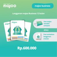 majoo Business 1 tahun