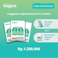 majoo Business PRO 1 tahun