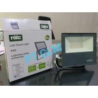 NVC LED Sorort 20w/ floodlight