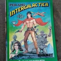 komik Indonesia perang intergalactica