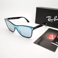 Kacamata Rb Wayfarer Blaze RB44440N biru - sunglasses Kacamata