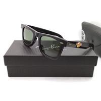 Kacamata Rb Wayfarer Hard Rock Honolulu lensa kaca LIMITED Kacamata