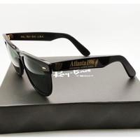 Kacamata Rb Wayfarer Atlanta U.S.A Olympic Series size 54 hitam