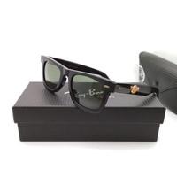 Kacamata Rb Wayfarer Hard Rock Chicago lensa hitam LIMITED Kacamata