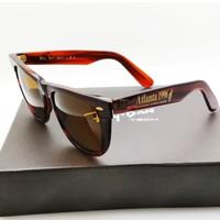 Kacamata Rb Wayfarer Atlanta U.S.A Olympic Series size 54 coklat