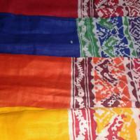 selendang tari batik