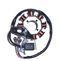 Spul dan Pulser Sepeda Motor Roda Tiga 3 - KAISAR Lama