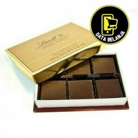 LINDT SWISS THINS 125 Gr CHOCOLATE DARK / MILK