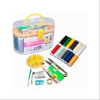 AY Sewing Kit Set Perlengkapan Alat Jahit 12 Benang