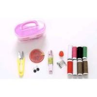 AY Sewing Kit Set Perlengkapan Alat Jahit 8 Benang