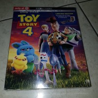 BNIB Toy Story 4 target edition 4k bluray