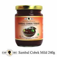 "Sambal Cobek Terasi ""MILD"""