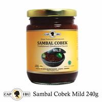 "Sambal Cobek ""MILD"""